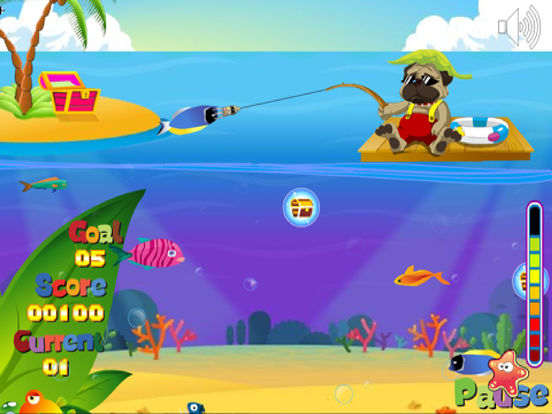 App shopper catch fish game games for Fish catching games