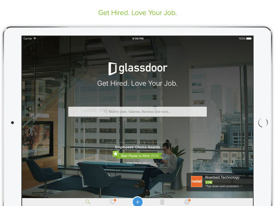 Glassdoor: Job Search, Salaries & Company Reviews screenshot