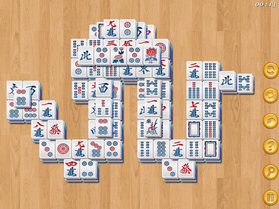 Mahjong Deluxe Free iPad Screenshot 3