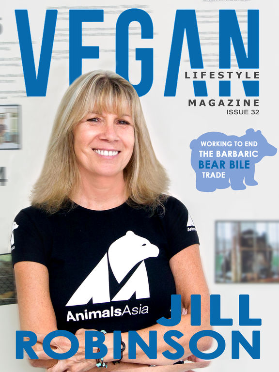 Vegan Lifestyle Magazine - Your Guide to Healthy Eating, Raw Food, Vegan Diet, Vegetarian Recipes, Nutrition Tips And All Things Vegan screenshot
