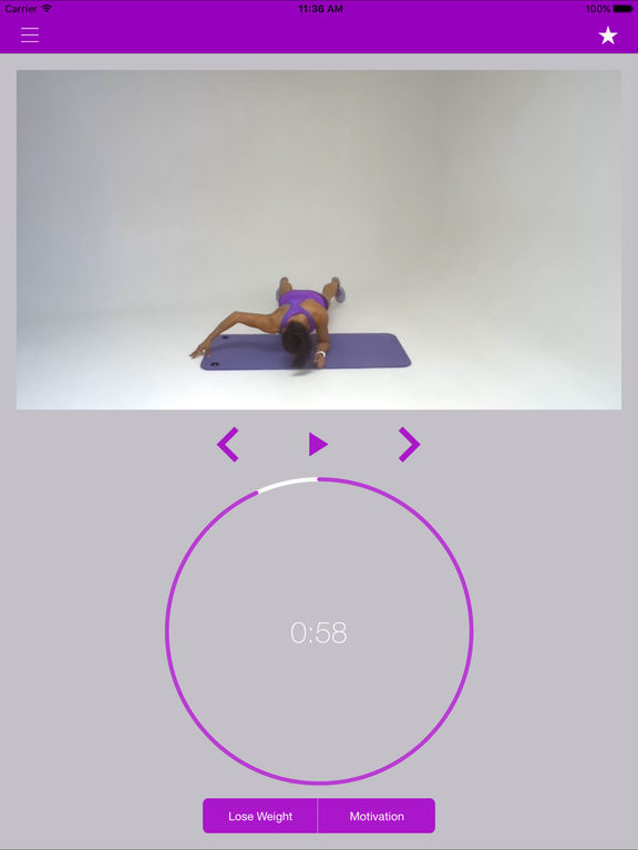 Chest and Push-Ups Workouts and Exercises Routine Screenshots