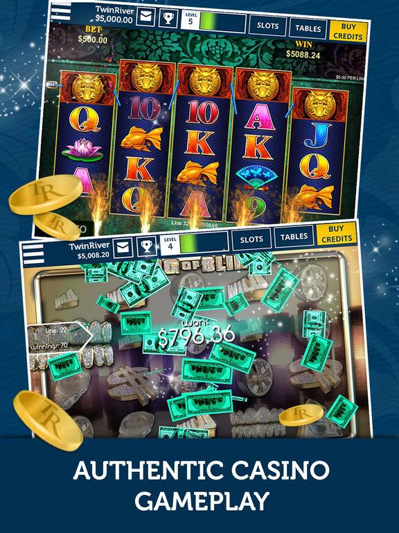 Rivers Casino4Fun Games