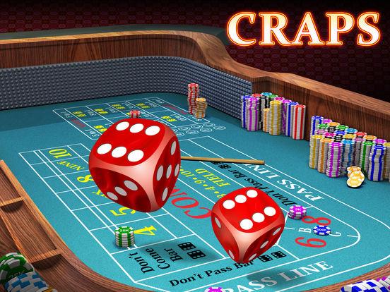 Casino craps odds