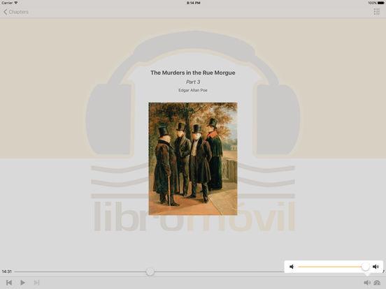 The Murders in the Rue Morgue - Edgar Allan Poe iPad Screenshot 2