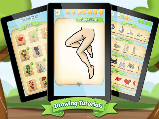 App Shopper Learn To Draw Body Anatomy Games