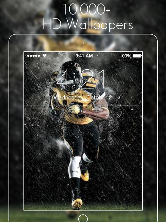 ... Wallpapers for American Football - HD Backgrounds screenshot