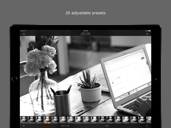 LineEngraver Photo Editor Screenshots