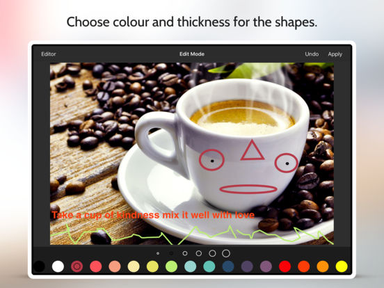 Snap Markup - Photo, image, picture and web screenshot annotation tool Screenshots