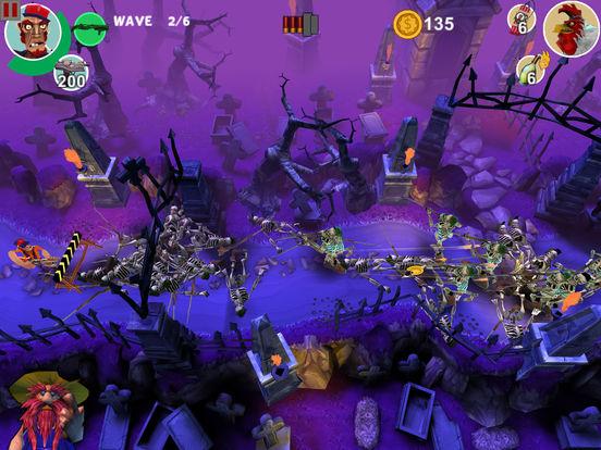 Mad Gardener: Zombie Defense Ultimate Screenshots