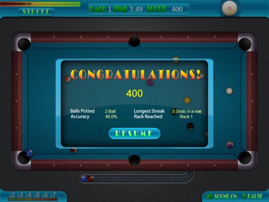 Ball Billiards – 3D Pool Master, 8 Ball Free Game iPad Screenshot 5