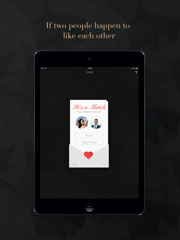 Luxy -#1 Millionaire Dating App Seeking Rich Match screenshot