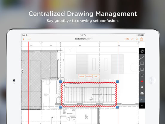 Procore construction management software on the app store for Application ipad construction maison