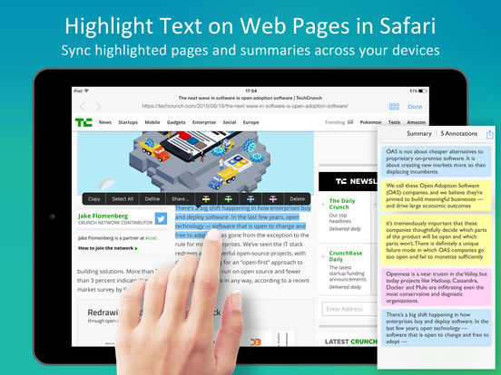 PDF Markup Ultimate – PDF & Web Annotator for Professionals Screenshots