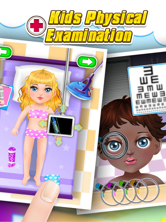 Physical Examination - free gamesscreeshot 2