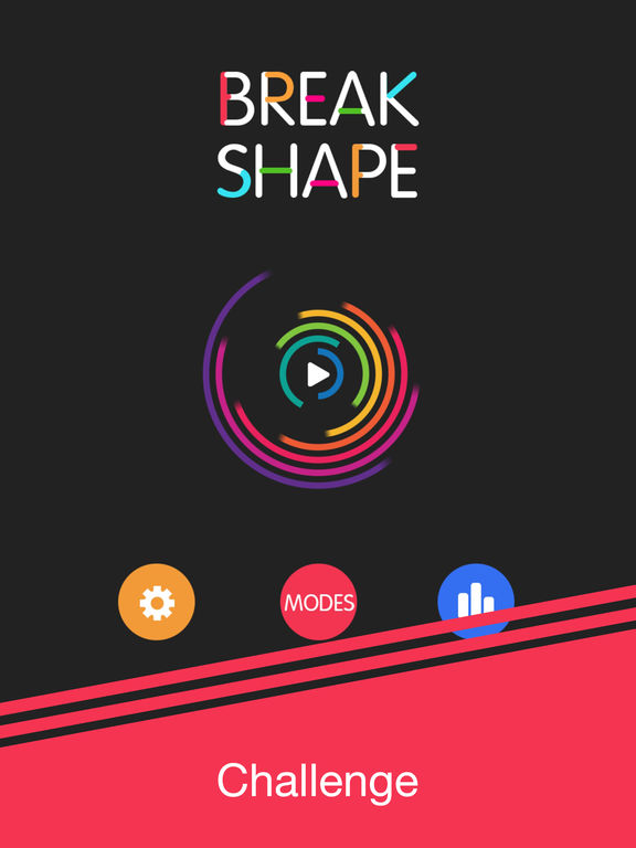 Break Shape Screenshots