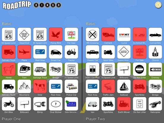 Mobile Bingo iPad Screenshot 1