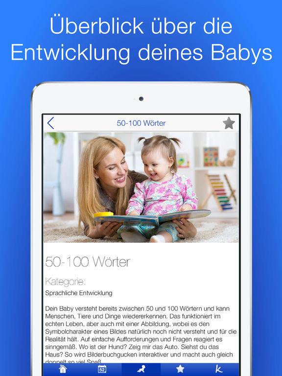 Babyentwicklung PRO Screenshots