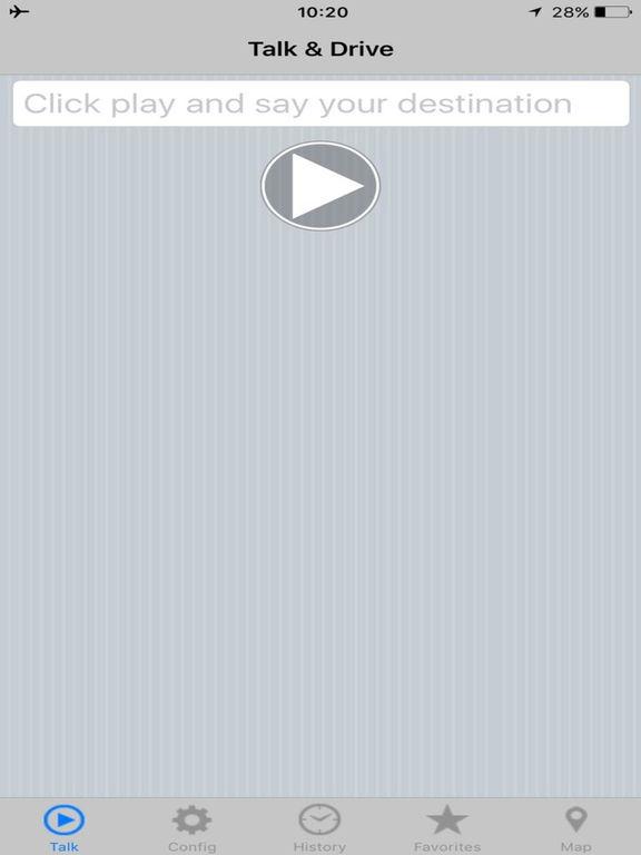 Talk And Drive For Waze Screenshots