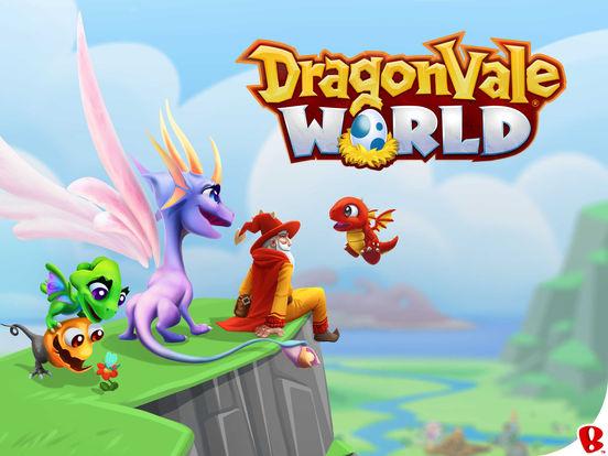Screenshots of DragonVale World for iPad