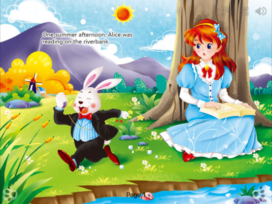 Interactive Books-Classic Fairy Tales Collection Lite-by iBigToy iPad Screenshot 4