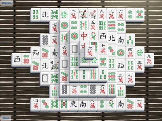 Classic Mahjong iPad Screenshot 3