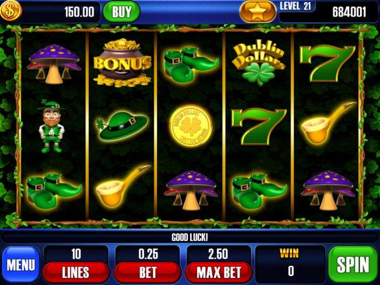 Casino dollar slots