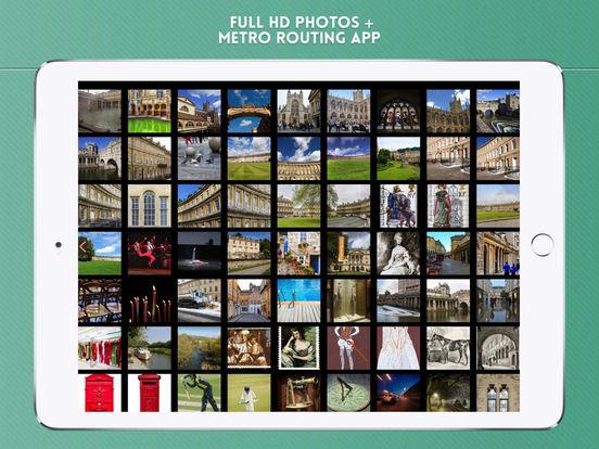 Bath Travel Guide iPad Screenshot 5
