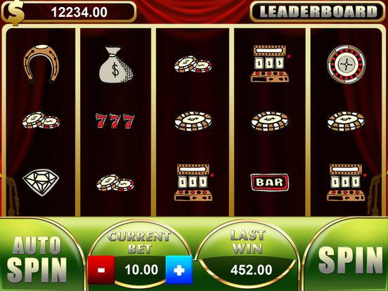 No msg slot machine