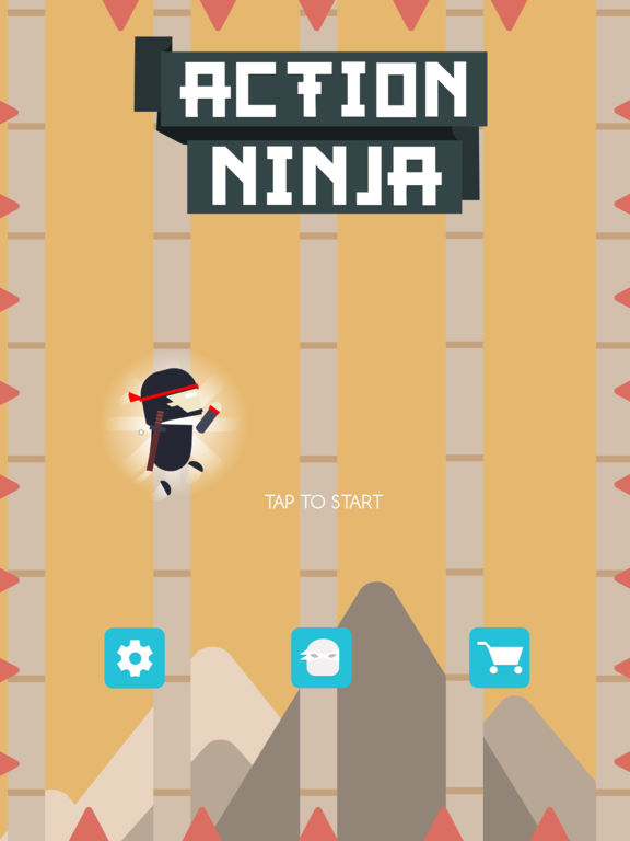 Action Ninja Screenshots