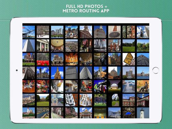 Boston: Travel Guide iPad Screenshot 5