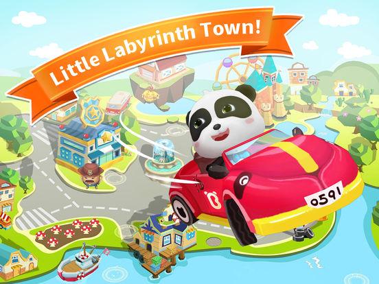 Labyrinth Town—BabyBus iPad Screenshot 5