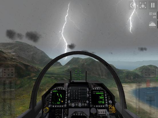 F18 Carrier Landing Screenshots