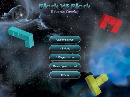 Block vs Block - Reverse Gravity Screenshots