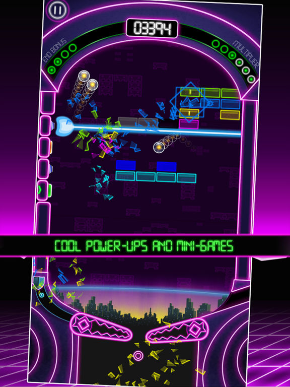 Pinball Breaker Forever Screenshots