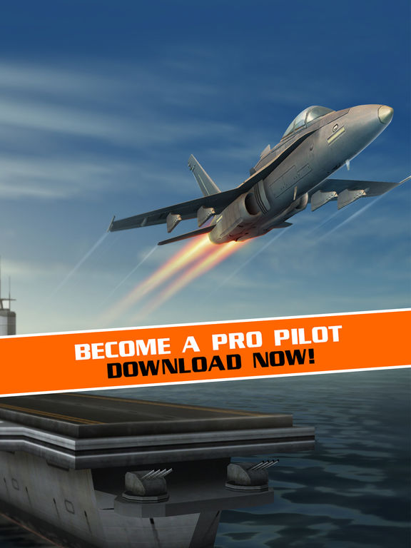 Flight Pilot Simulator 3D: Flying Game For Freescreeshot 5