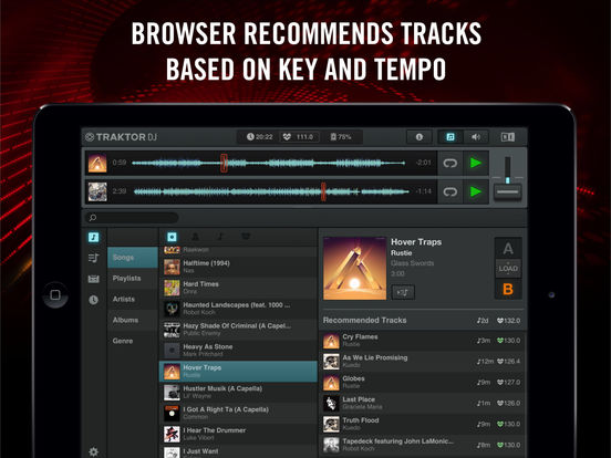 Traktor DJ Screenshots