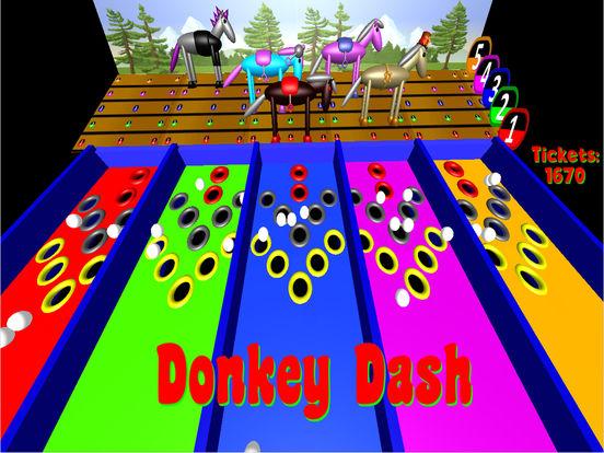 Donkey Dash Derby Pro screenshot 10