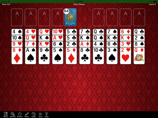 Forty Thieves screenshot 6