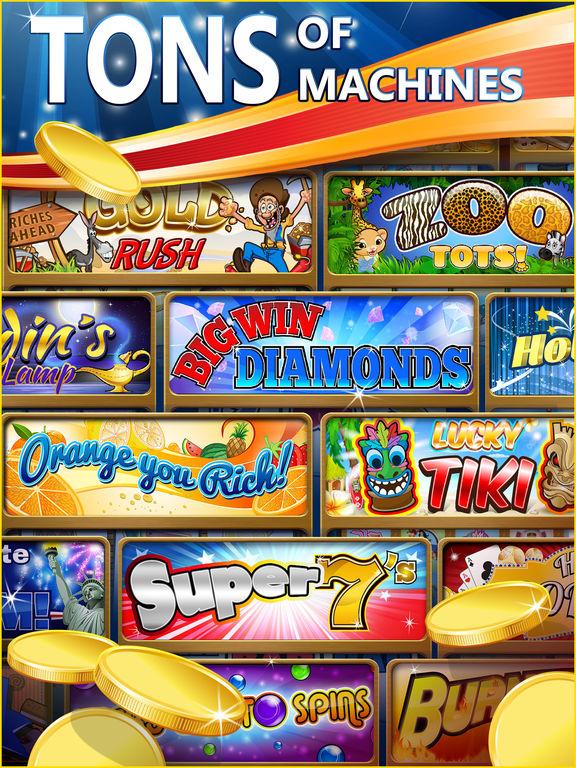 casino slot machine triple 7