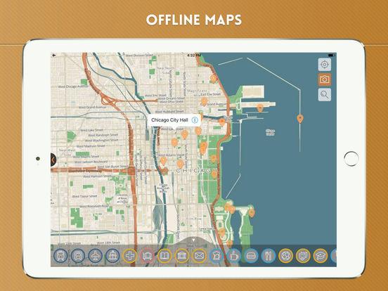 Chicago: Travel Guide iPad Screenshot 5
