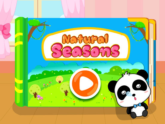 Natural Seasons — BabyBus Screenshots