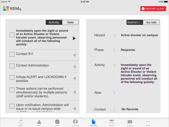 REM4ed Mobile Command HD iPad Screenshot 3