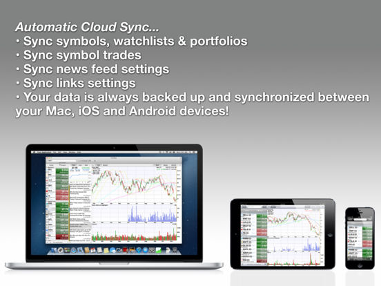 StockSpy HD - Stock Market Investor News for iPad iPad Screenshot 5