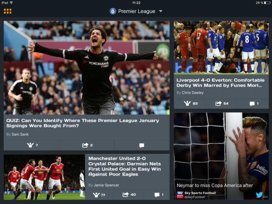 90min - Live Soccer Scores, News & Schedules screenshot
