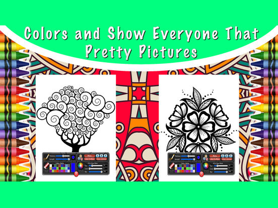 App Shopper Enchanted Forest Coloring Book Adult Games