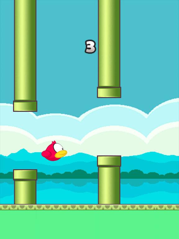 Fly Bird - Speed Скриншоты6