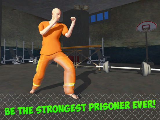Hard Time Prison Break Fighting 3D Full Screenshots