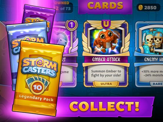 Storm Casters Ultra Screenshot
