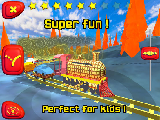 SuperTrains для iPad