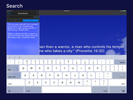 POCKET FULL OF JESUS iPad Screenshot 4